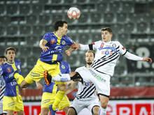 Sturm hatte im Cup gegen Viertligist Vienna hart zu kämpfen