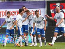 Die Grödiger dürfen sich dank ihrer vergleichsweise guten Leistungen in der letzten Saison nun im Europacup versuchen
