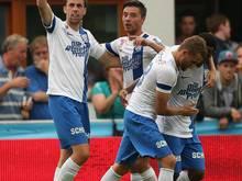 Grödig übersiedelt in der Europa League erneut in die Red-Bull-Arena