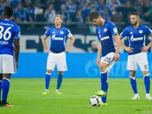 Schalke verzeichnet fünf Niederlagen in fünf Bundesligaspielen