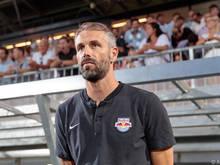 """Marco Rose: """"Cican hat uns schon in Altach den Arsch gerettet"""""""