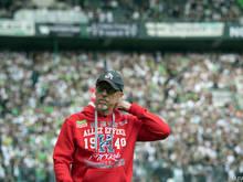 Der Köln-Coach darf sich auf Arsenal freuen