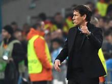 Rudi García schiebt Salzburg die Favoritenrolle zu