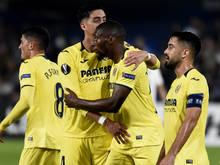 Das Heimspiel gegen Rapid war für Villarreal ein Fest