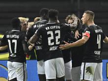 RB Leipzig hat derzeit einen Lauf