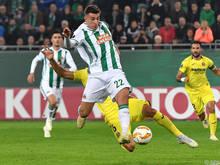 Rapid hat seine Heimserie auch gegen Villarreal fortgesetzt