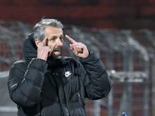 Salzburg-Coach Rose peilt den schsten Sieg an