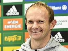 Sonnleitner sieht seinem 55. Europacup-Einsatz für Rapid entgegen