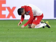 Die Stütze im Mittelfeld fällt verletzt aus