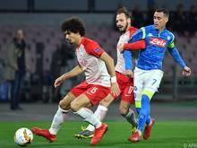 Salzburg braucht gegen Napoli ein Wunder