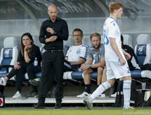 Nestor El Maestro legte einen Fehlstart als Sturm-Trainer hin