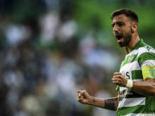 Sporting Lissabons Bruno Fernandes agiert derzeit in Topform
