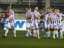 Der LASK will seine Siegesserie gegen Eindhoven fortsetzen