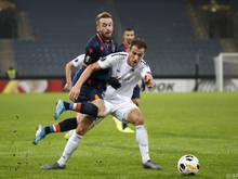 Der WAC musste gegen Başakşehir auch zu Hause eine Niederlage einstecken