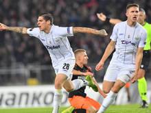 """Die Linzer erlebten mit 4:1 gegen PSV einen """"überragenden Abend"""""""