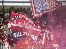 Salzburg darf sich über viel Fan-Unterstützung freuen