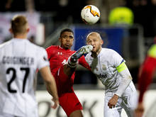 Der LASK erkämpfte sich ein 1:1-Unentschieden gegen Alkmaar