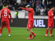 Salzburg will im Rückspiel noch einmal alles geben