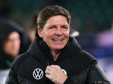 Oliver Glasner blickt positiv auf das Rückspiel gegen Malmö