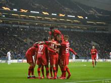 Die Leverkusener waren in Porto obenauf