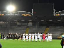 Das Rückspiel in Manchester wird ebenfalls vor leeren Rängen stattfinden