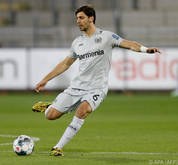 Aleksandar Dragović ist spielbereit