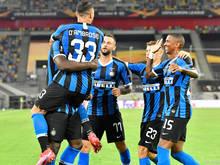 Inter zieht ins Halbfinale ein
