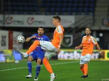 Die Hartberger zeigten eine tapfere Leistung gegen Gliwice