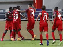 Salzburg könnte mit dem Einzug in die Champions League wieder einige Punkte sammeln