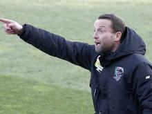 WAC-Trainer Ferdinand Feldhofer gibt die Richtung vor