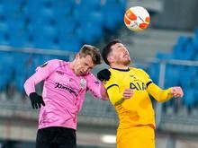 Die Athletiker holten gegen den Tabellenführer der Premier League ein 3:3