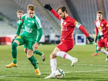 Salzburg-Kapitän Ulmer hofft auf eine noch lange Karriere