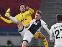 Tottenham war gegen WAC am Ende klar obenauf