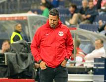 Auch der Salzburg-Trainer war noch nicht zufrieden