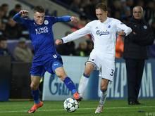 Leicester hat in der Champions League eine weiße Weste
