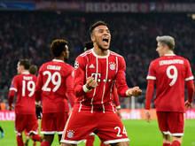 Bayern München muss sich in Gruppe B mit Rang zwei begnügen