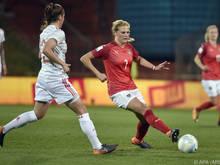 Carina Wenninger wird wieder in der Champions League antreten