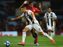 Juve mit Ronaldo Turnieranwärter