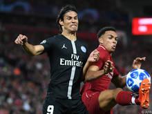 Die Pariser Stars stehen gegen Liverpool schon unter Druck