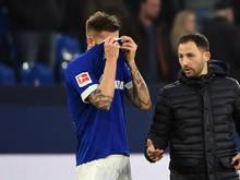Burgstaller will mit Schalke wieder durchstarten