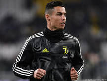 Cristiano Ronaldo wurde gegen Udinese geschont