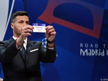 Julio Cesar zog ManUnited als Gegner für Barca