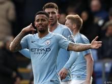 Gegen Tottenham wird es für Manchester City eng
