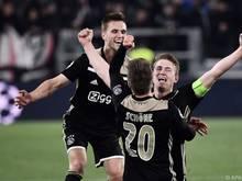 Die junge Ajax-Generation jubelte über den Aufstieg