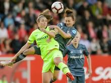 Bayerns Damenteam nach Heimniederlage vor CL-Aus