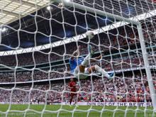 """Das Wembley Stadion wird zu seinem """"100er"""" mit einem CL-Finale geehrt"""