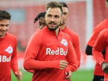 Salzburg-Kapitän Andreas Ulmer ist ein Vorzeige-Profi