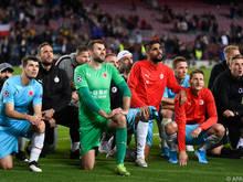 Für Slavia Prag fühlte sich das 0:0 wie ein Sieg an