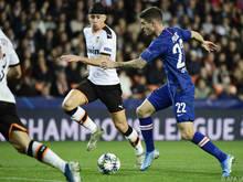 Der FC Chelsea kam nicht über ein 2:2 gegen Valencia hinaus