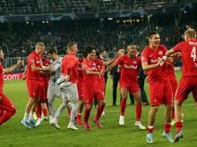 Über die Champions-League-Erfolge freuen nicht nur die Spieler